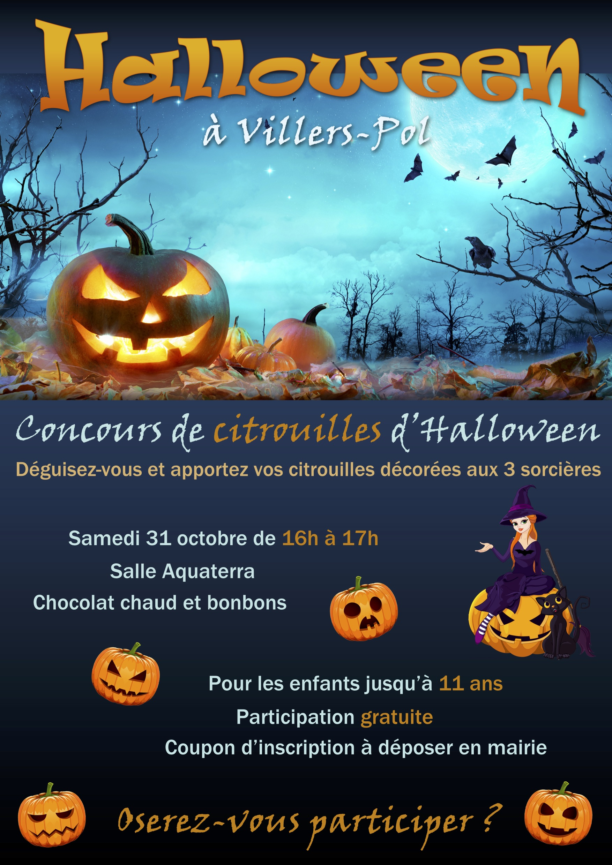 Halloween à Villers-Pol